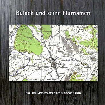Neujahrsblatt Lesegesellschaft Bülach 2013