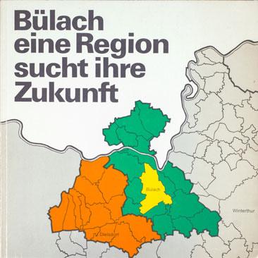 Neujahrsblatt Lesegesellschaft Bülach 1974