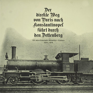 Neujahrsblatt Lesegesellschaft Bülach 1977
