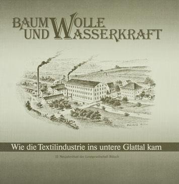 Neujahrsblatt Lesegesellschaft Bülach 1988