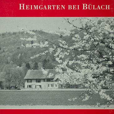 Lesegesellschaft Bülach Neujahrsblatt 1993