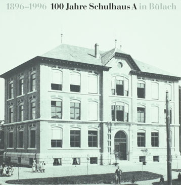Neujahrsblatt Lesegesellschaft Bülach 1997