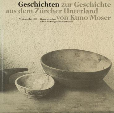 Lesegesellschaft Bülach Neujahrsblatt 1999