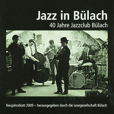 Neujahrsblatt Lesegesellschaft Bülach 2009