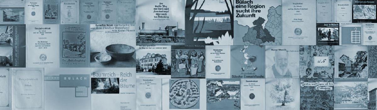 Lesegesellschaft Bülach Verlag